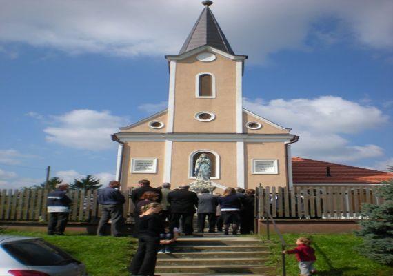 Nagypáli Római Katolikus Templom, Nagypáli