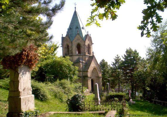 Perczel Mór sírja és az Ermel-Vojnits kápolna, Bonyhád