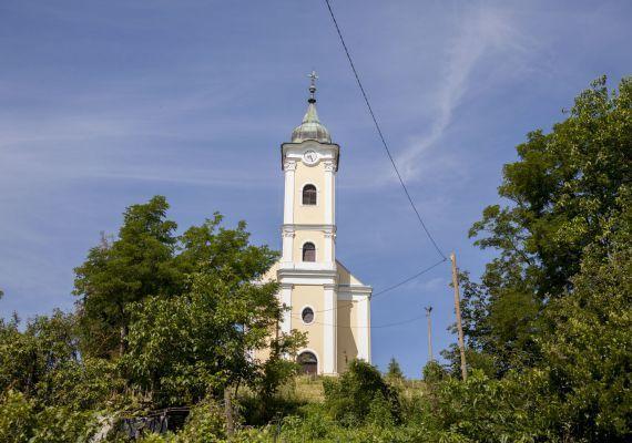 Nagyboldogasszony templom, Zalaszentbalázs
