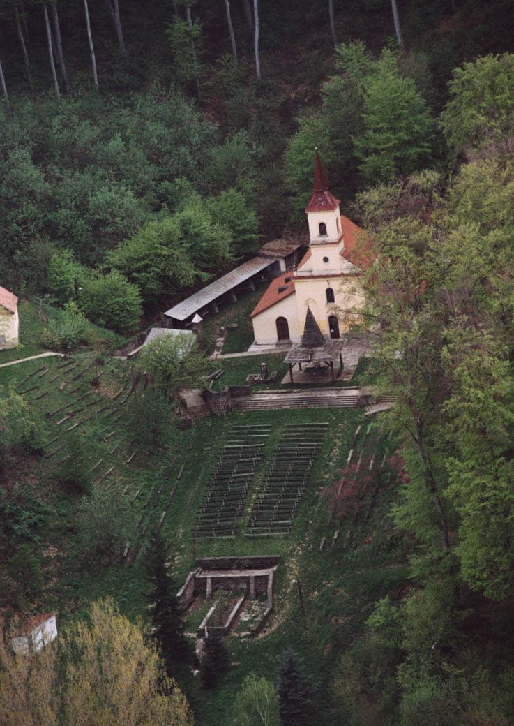 Római Katolikus Plébánia Templom, Csatka