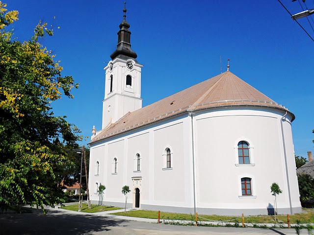 Református Templom, Madocsa