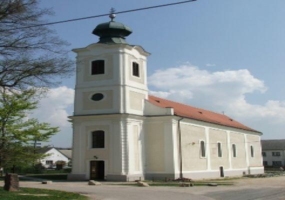 Katolikus Templom, Városlőd