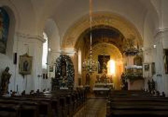 Római Katolikus templom, Vöröstó