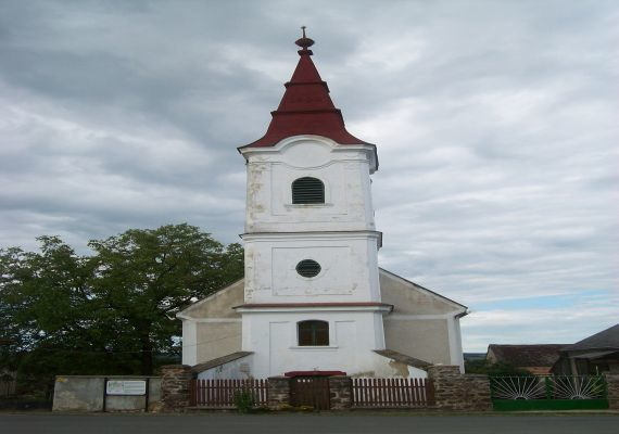 A Nagyvázsonyi Reformátusi Gyülekezet Temploma (Nagyvázsonyi Református Templom), Nagyvázsony