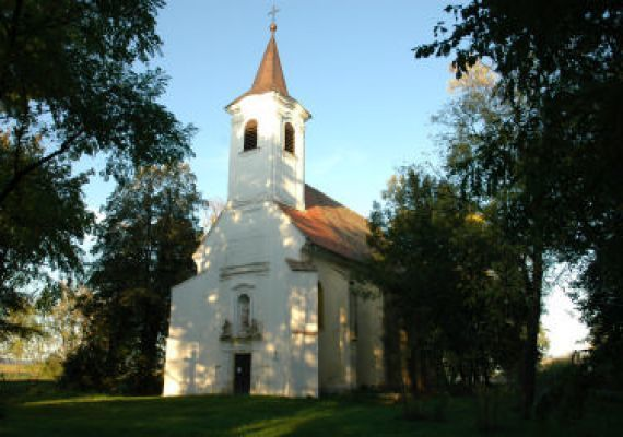 Szent István Római Katolikus Templom, Nagyvázsony