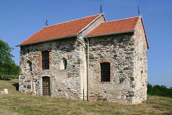 Szent Kereszt Kápolna, Kisapáti