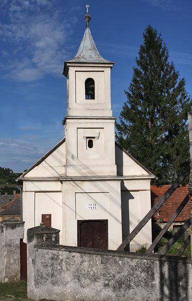 Taliándörögdi Evangélikus Templom, Taliándörögd