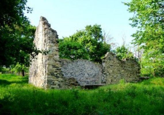 Felsőcsepelypusztai Templomrom, Nagyvázsony