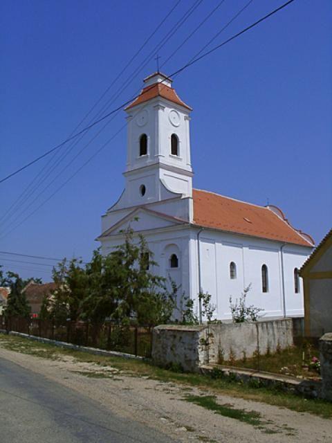 Evangélikus Templom, Nagyvázsony
