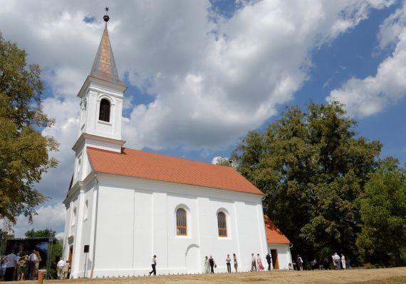 Kercaszomori Református Templom, Kercaszomor