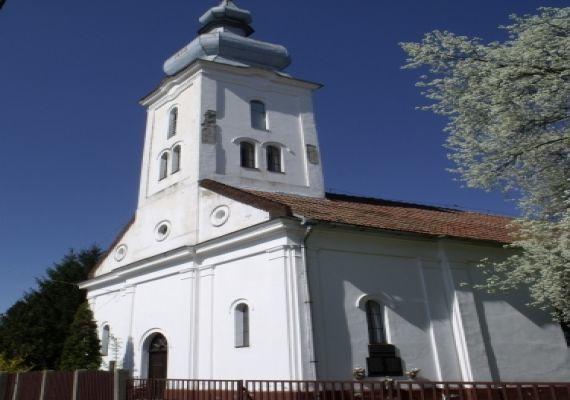Református Templom, Újléta