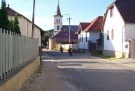 Alsóörs-Lovas Református Társegyházközösség Lovasi Gyülekezet  temploma