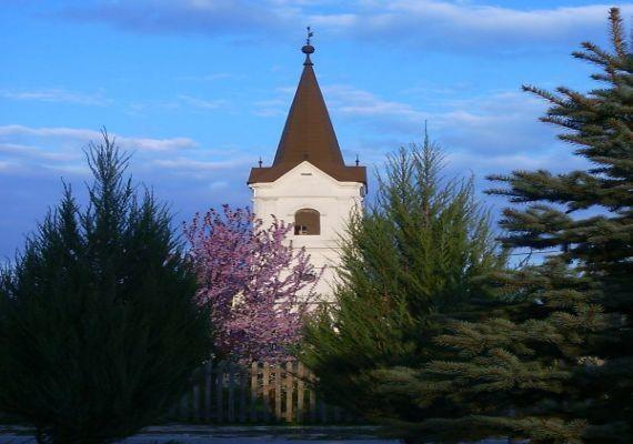 Református templom Nyírtura Templom, Nyírtura