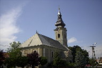 Tiszakeszi Református Templom