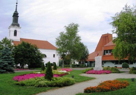 Református templom, Balatonszárszó