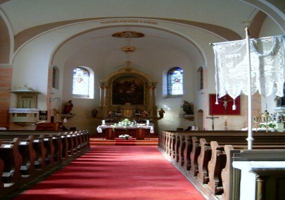 Római Katolikus Templom, Völcsej