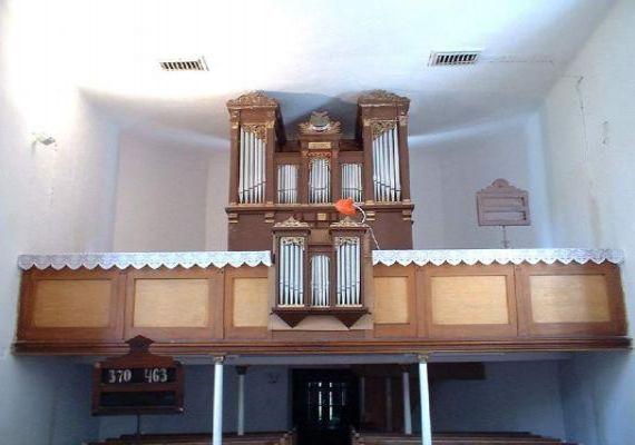 Tiszaroffi Református Templom, Tiszaroff