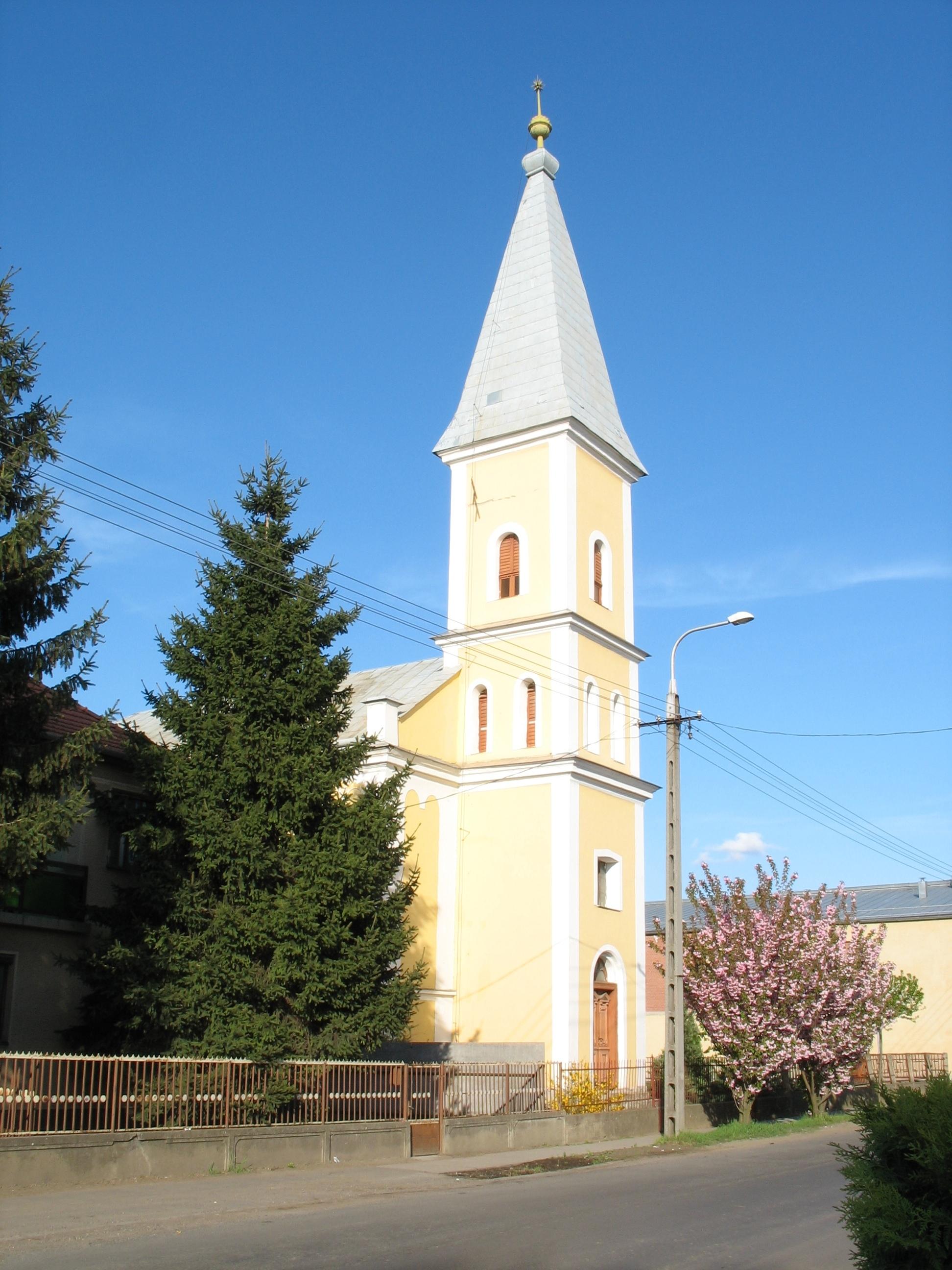 Református Templom, Hajdúdorog