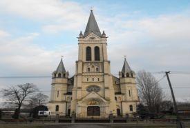 Újvárosi Római Katolikus Templom