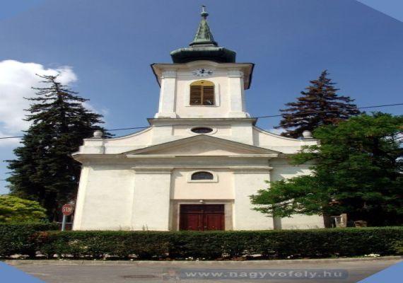 Református Templom, Pomáz