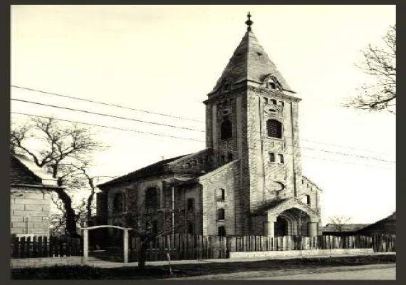 Római Katolikus Templom, Székkutas