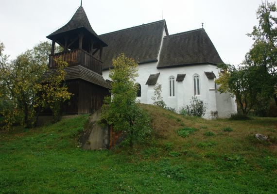 Református Templom, Zubogy