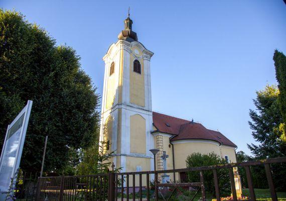 Szent Márton templom, Tótszentmárton