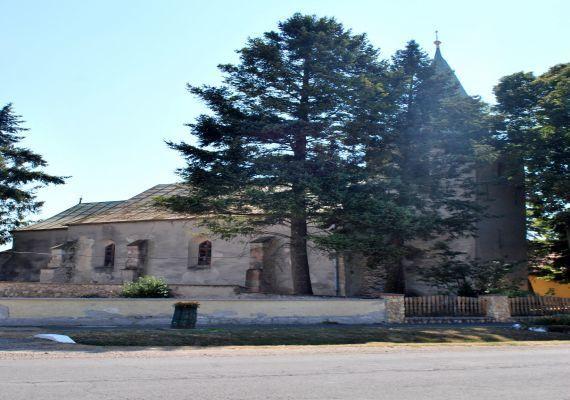 Református Templom, Vilmány