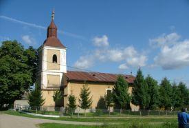 Alsószendi Református Templom
