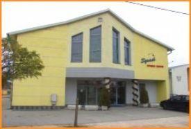 Squash Sziget Fitness Center