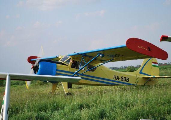 Szolnoki Repülő Egyesület, Szolnok