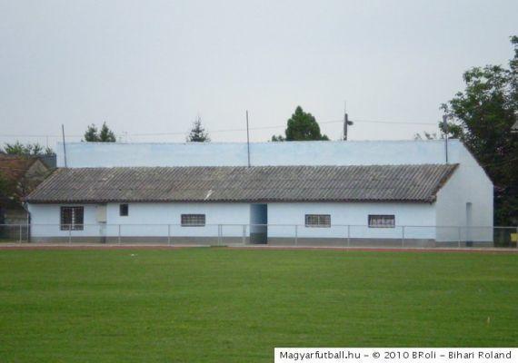 Nyíregyházi Vasutas Sport Club Sportpálya, Nyíregyháza