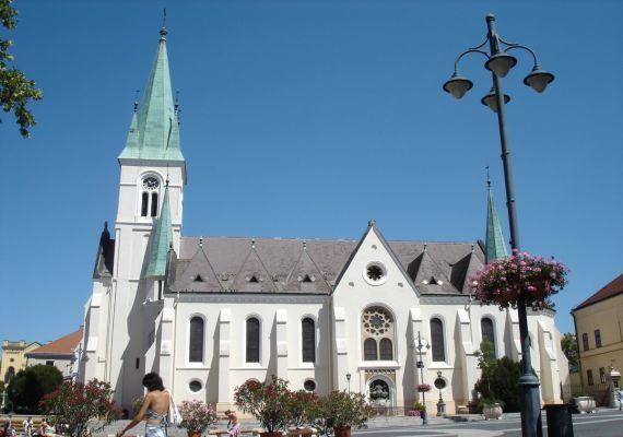 Nagyboldogasszony Székesegyház, Kaposvár