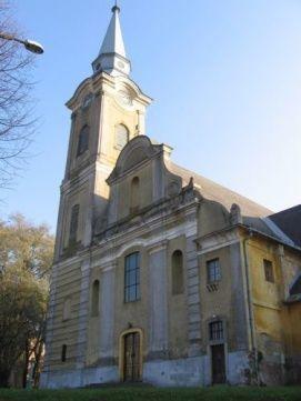Alsóvárosi templom és kolostor