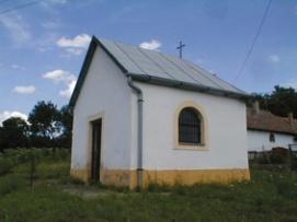 Nepomuki Szent János és Szent Amália kápolnája