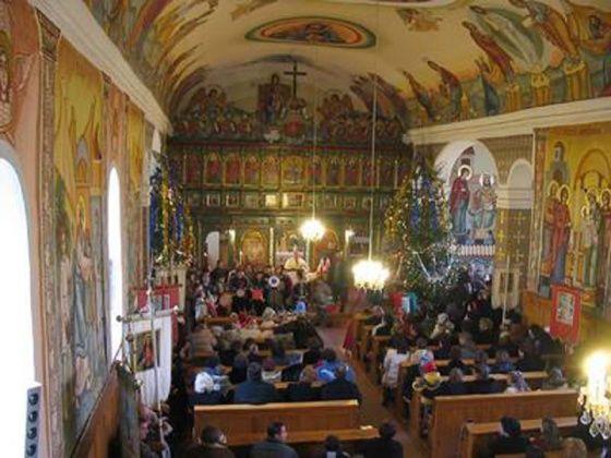 Görög katolikus templom, Nyíracsád