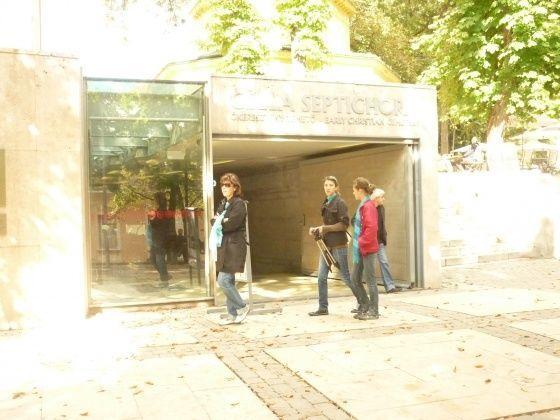 Cella Septichora Látogató Központ - Ókeresztény emlékek, Pécs