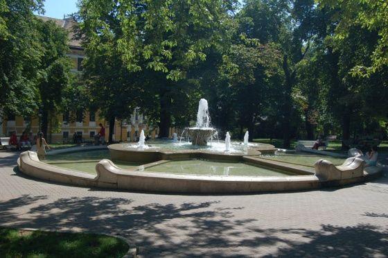 Szent István tér, Pécs