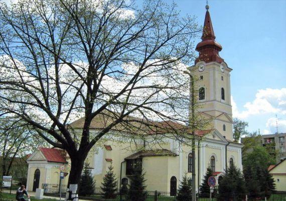 Református templom, Hajdúszoboszló