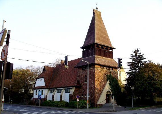 Református templom, Zalaegerszeg