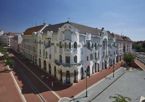 Reök-palota, Szeged