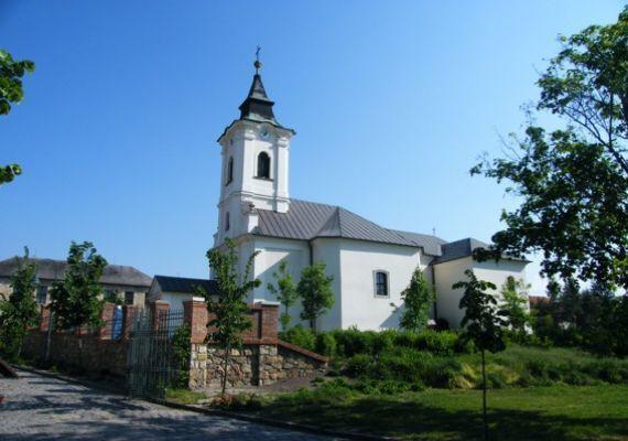 Kisboldogasszony római katolikus templom, Szerencs