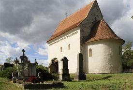 Román kori temetőkápolna (Deák-sírbolt)