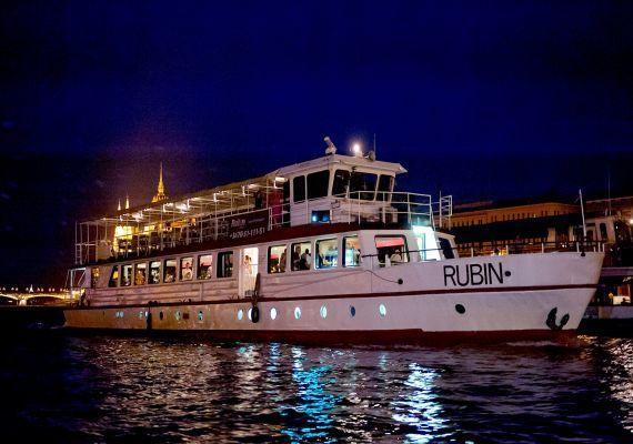 Rubin Group - rendezvényhajók