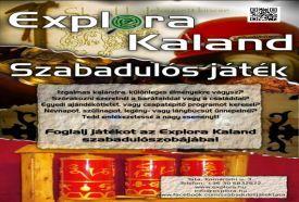 Shambhala elveszett királysága - szabadulós játék Tatabányán