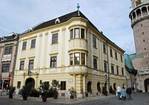 Storno-ház, Storno-gyűjtemény, Sopron