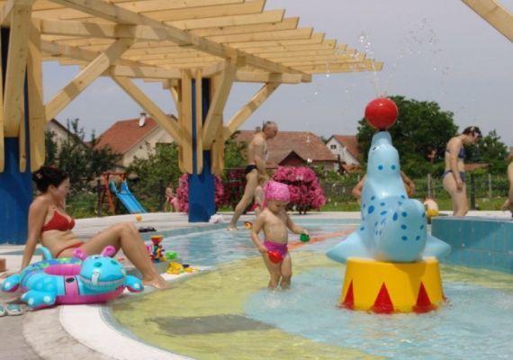 Szent Erzsébet Mórahalmi Gyógyfürdő