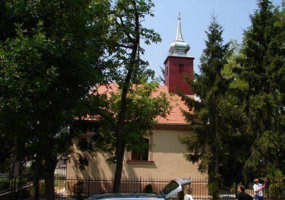 Szent Kereszt felmagasztalása templom, Tiszaug