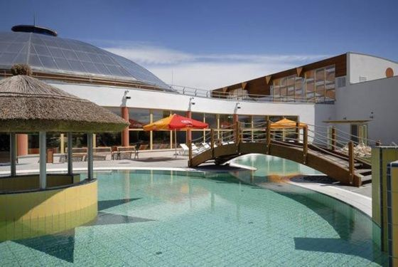 St.Gotthard Spa & Wellness, Szentgotthárd