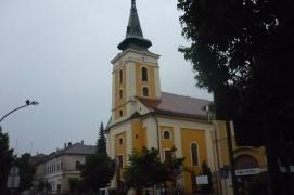 Szentháromság katolikus templom